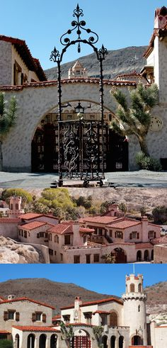 America's most notorious and successful con man ending up living in a castle in Death Valley National Park!