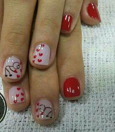 French Pedicure, Pedicure Nails, Make Up, Nail Art, Blog, Beauty, Cosmetics, Valentine's Day Diy, Long Nail Art