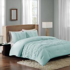 Rainier Comforter Set