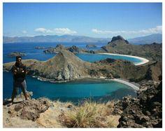 Padar island, flores - #indonesia