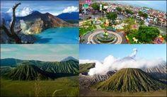 Paket Wisata Malang Bromo Ijen Tour Travel 4 Hari 3 Malam