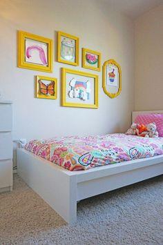 Top 50 Wall Art DIYs for Your Child's Bedroom