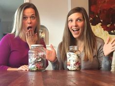 How two families each filled 1 jar with a year's trash