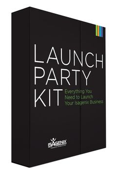 Order your Launch Party Kit to succeed during the 90-Day Game Plan.
