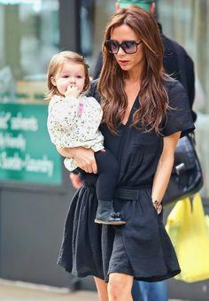Harper Seven Beckham dresses better than me...