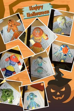 More designs from the students of Linden Meadows Halloween Design, Halloween Night, Create Yourself, Students, Coding, World, Free, The World, Programming