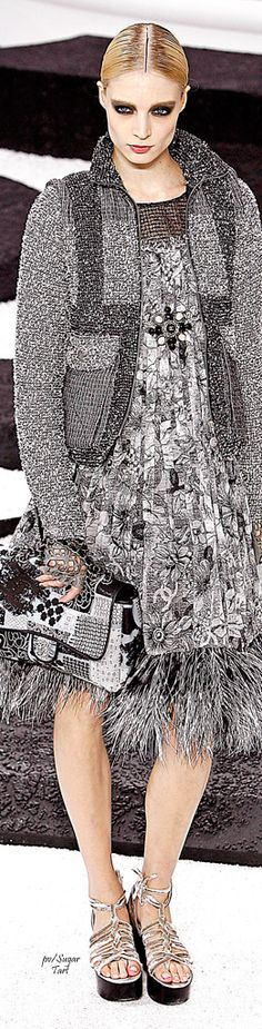 Chanel Spring 2011 | House of Beccaria~