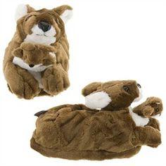 Kangaroo Slippers for Women and Men,    #AnimalSlippers,    #77511