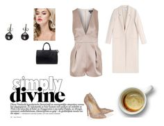 """""""Untitled #53"""" by siljimenez on Polyvore featuring Topshop, Jimmy Choo, Louis Vuitton and Acne Studios"""