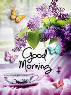 Good Morning Beautiful!