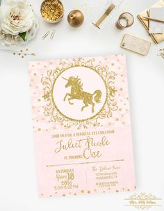 Welcome to Lillys Party Boutique! This listing is for a DIGITAL, PRINTABLE file for the invitation only. This file can then be printed from
