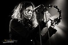 Jay Buchanan of Rival Sons - This guy brings all the elements that are required to be a great frontman. Vocal power, stage presence, style and the ability to transform words into poetry. Spread the word and have a listen this is the band that carries the banner of rock into the future.