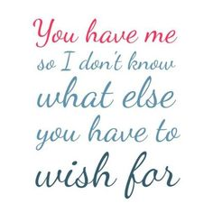 I'm Yours, I don't know what else you have to wish for ombré coloured text Happy Birthday Boyfriend, Ombre Color, Text Color, Wish, Texts, Templates, Stencils, Vorlage, Captions