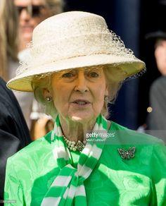 News Photo : Princess Alexandra attends Derby day at Epsom...