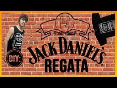 DIY | Regata Jack Daniel's - YouTube