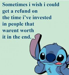 Best Ideas for wallpaper phone disney stitch cute wallpapers - crochet diy Funny True Quotes, Funny Relatable Memes, Cute Quotes, Lilo And Stitch Quotes, Lelo And Stitch, Cute Stitch, Daily Inspiration Quotes, Minions Quotes, Disney Quotes