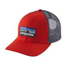 1d6fff80 Patagonia P-6 Trucker Hat Patagonia Cap, Visors, Love Hat, Hats For