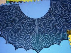 Free pattern via Ravelry: 'I want it now' shawl
