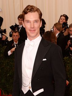 That suit in glorious technicolour