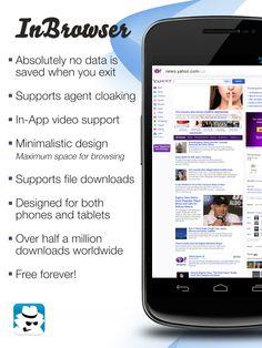Apklio - Apk for Android: InBrowser Beta 2.26.2.114 Apk