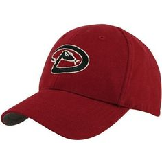 MLB Arizona Diamondbacks Infant Structured Cap, Infant, Red by '47 Brand, http://www.amazon.com/dp/B003IDBYR4/ref=cm_sw_r_pi_dp_ygYWrb0EHYF3G