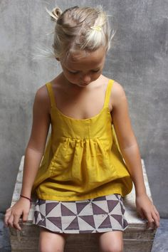 Triangle-skirt