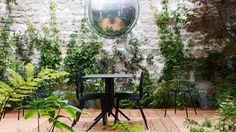 Plus de 1000 id es propos de terrasses patios v randas - Amenager un petit jardin de ville ...