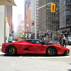 For more cool pictures, visit: http://bestcar.solutions/la-ferrari-in-toronto-follow-ferrari_automotive-freshly-uploaded-to-www-madwhips-com-photo-by-zainsyedphoto