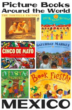 Picture Books about Mexico