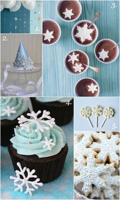 Snowflake Party Inspiration | Project Nursery
