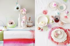 easter eggs #painting #decoration #tablescape