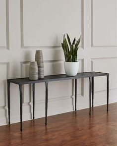 28 best wrought iron console table images wrought iron iron rh pinterest com