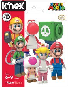 K/'Nex Super Mario Series 5 Blind Bags