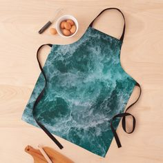 Ocean Storm, Home Goods Decor, Apron Designs, Print Design, Printed, Best Deals, Awesome, Beautiful, Products