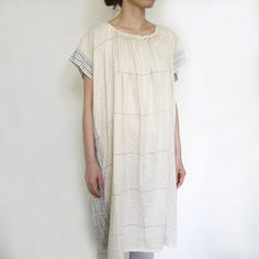 Nani Iro - Bed - Grass - - - Cozy - Elements
