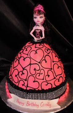 monster high doll cake   Monster_High_Doll_Cake_Pink.jpg