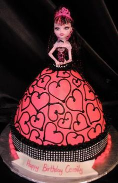 monster high doll cake | Monster_High_Doll_Cake_Pink.jpg