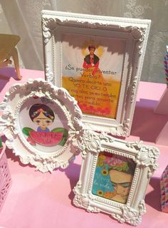 Frida Kahlo - mexican party Birthday Party Ideas | Photo 8 of 29