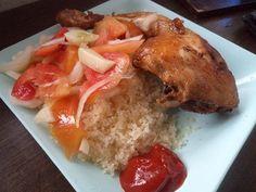1000 images about recette afrique on pinterest nigerian food africans and cuisine - Recette de cuisine cote d ivoire ...