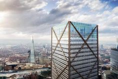 Museum of London plans gallery for top of London's tallest skyscraper