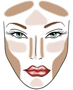 This is a step by step on how to highlight and contour using creams & powders in a more natural way to enhance your features.I also advise on studying your face shape for the proper contouring and highlighting.