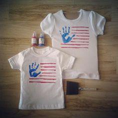 diy patriotic shirt