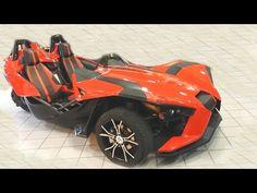 What do you call the Polaris Slingshot?  A Trike / Bike / Car??? - YouTube