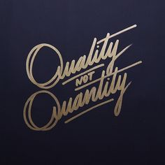 """In this article we have collected some of the best inspiration in terms of golden hand-lettering and typography. Great quality art by talented creatives and artists all over the globe. Lettering and typography in few words Lettering is defined as """"t. Script Lettering, Typography Letters, Calligraphy, Hand Typography, Words Quotes, Wise Words, Heart Quotes, Behance, Make Design"""