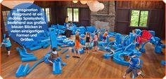 Imagination Playground: Produkte