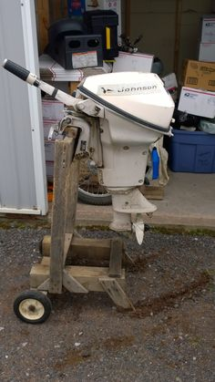 1973 johnson sea horse 9 5 hp outboard for 4 horse boat motor