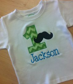 Hey, I found this really awesome Etsy listing at http://www.etsy.com/listing/129608423/custom-mustache-birthday-shirt-little