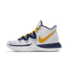 finest selection a3a61 cb229 Kyrie 5 By You Men s Basketball Shoe Kyrie 5, Basketball Stuff, Basketball  Shoes,