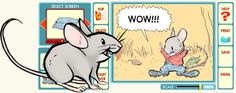 Cartoon Maker Program for kids featuring TOON Books - Easy to Read Comics