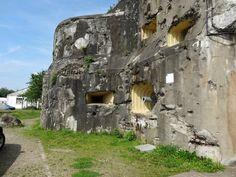 Fort Eben-Emael, Belgium.